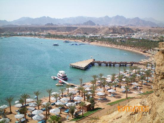 Aqua Blu Sharm: plage