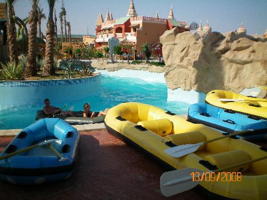 Aqua Blu Sharm: pour faire du canoé