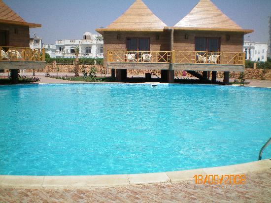Aqua Blu Sharm: piscine