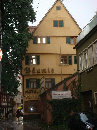 Hotel Bäumle von außen