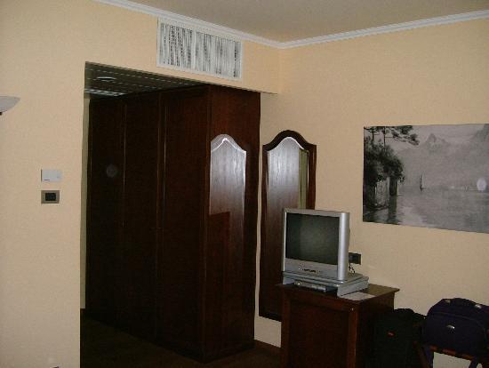 Hotel La Darsena: Our room