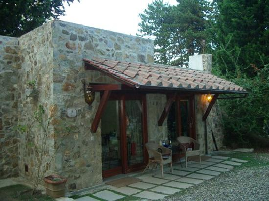 Florence La Paggeria B&B: the chalet