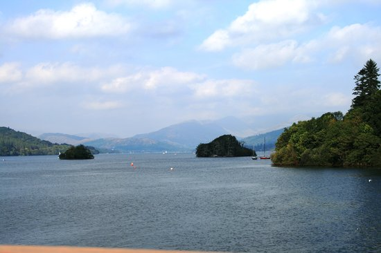 Hawkshead, UK: another windermere shot