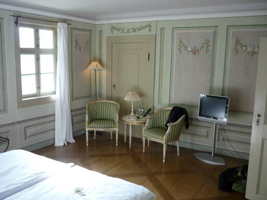 Hotel Villa Sorgenfrei: room