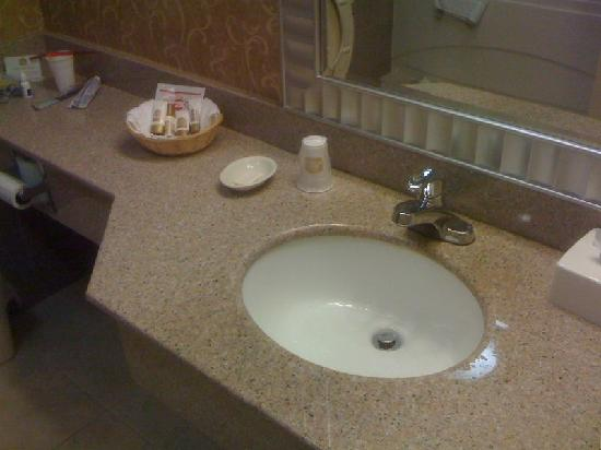 Best Western Regency House Hotel: Bathroom