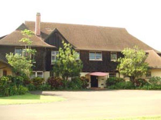 Kilohana Plantation Estate: Plantation manager's private home