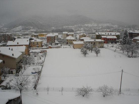 Garessio sotto la neve