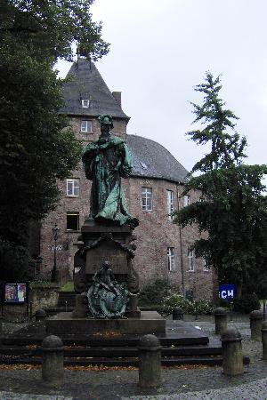 Moers, ألمانيا: Moers Castle