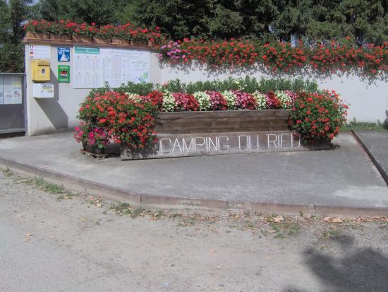 Boofzheim, Frankreich: camping du Ried