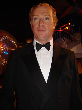 Madame Tussauds London: MICHAEL CAINE
