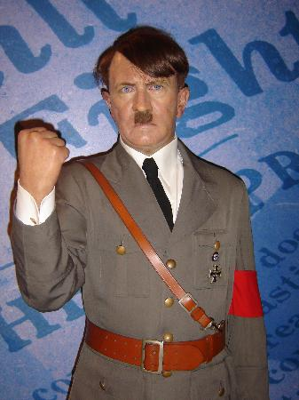 Madame Tussauds London: HITLER