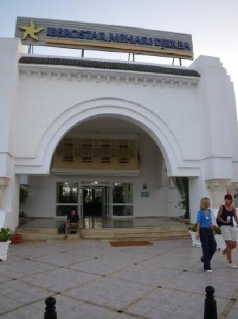 IBEROSTAR Mehari Djerba: Hall d'entrée