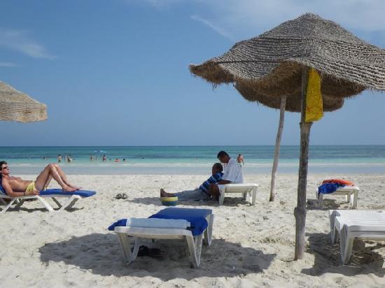 Iberostar Mehari Djerba: La plage