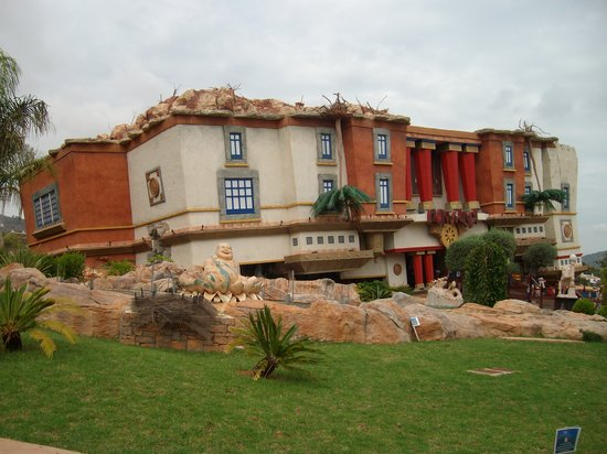 Magaluf, Ισπανία: The House of Katmandu