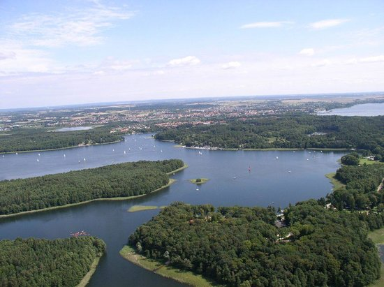 Podlaskie Province, Polandia: Great Masurian Lake District