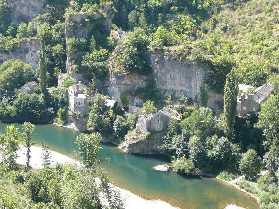 Chateau de la Caze: LE TARN A CASTELBOUC
