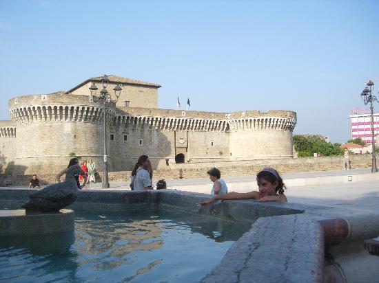Hotel Metropol: La magnifica fortezza si senigalia