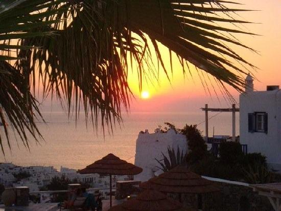 Vencia Hotel : Sunset 2