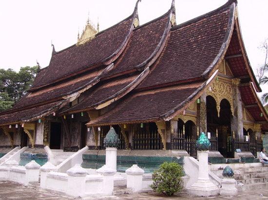 Λουάνγκ Πραμπάνγκ, Λάος: wat chiang thong