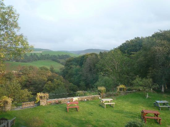 George Borrow Hotel: View from bedroom