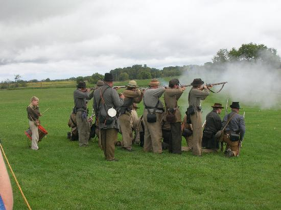Jacob Rohrbach Inn: Living history at Antietam