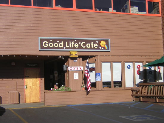 Good Life Cafe Mammoth Lakes Menu Prices Amp Restaurant
