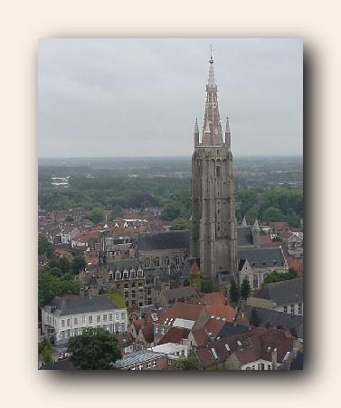 Église Notre-Dame (Onze Lieve Vrouwekerk) : Onze Lieve Vrouwekerk