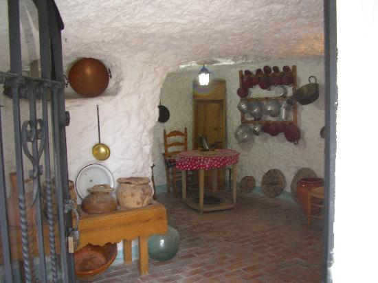 Sacromonte, the gipsies caves