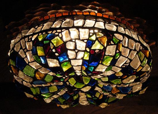 East Haddam, CT: Light fixture that caught my eye