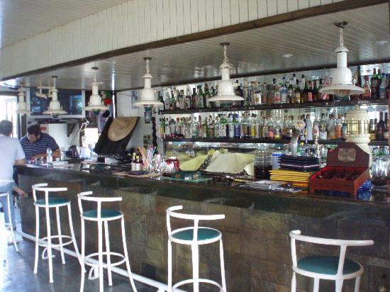 Sea Bird Hotel: Bar
