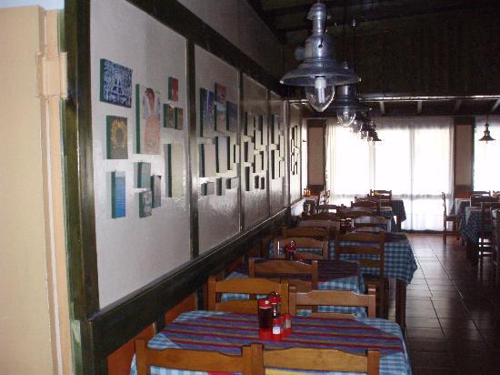 SeaBird Hotel : dinning room