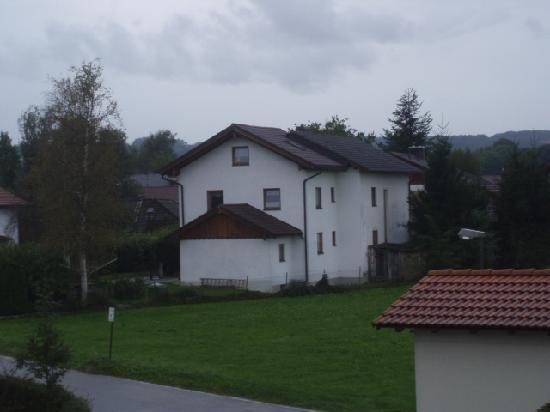 Hotel Garni Demmel: vista de la zona desde la posada