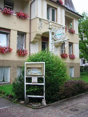 Villa Sudrow: Hotel Hansi = Bad Reichenhall