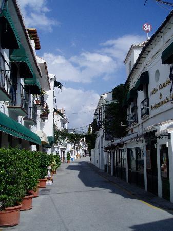 Hotel Carabeo, Nerja, Spain