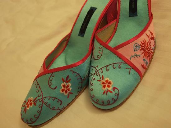 Suzhou Cobblers Boutique: 買った靴