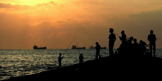 Cilacap, Индонезия: Teluk Penyu (Turtle Bay)