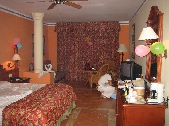 Grand Bahia Principe Turquesa: habitación