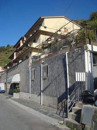Hotel Villa Argentina: Hotel exterior