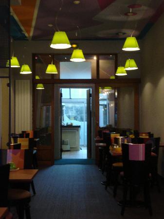 Splendid Hotel: The breakfast room at Hotel Splendid
