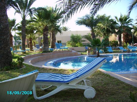 Club Oasis Marine: petite piscine