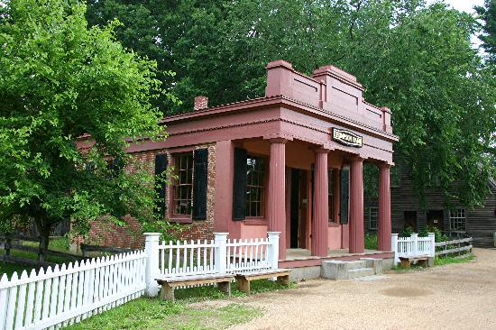 Old Sturbridge Village: Bank