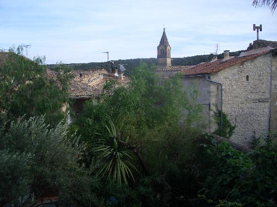 Hostellerie Le Castellas : View from the room