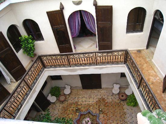 رياض الرمال: Le Riad côté suites