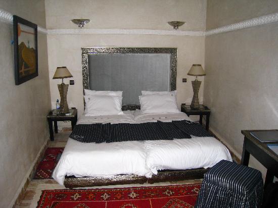 Riad Al Rimal: La suite Saphir