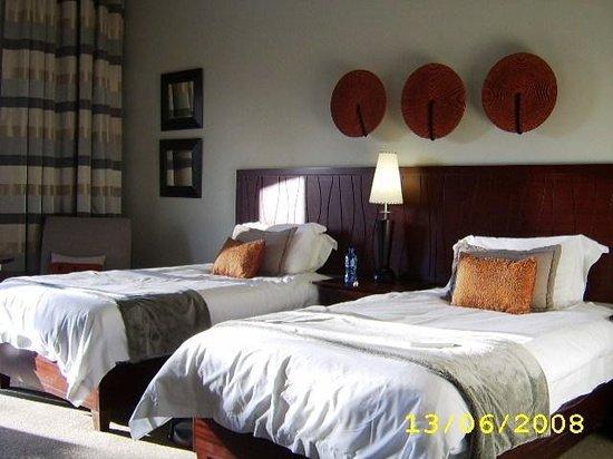 Maropeng Boutique Hotel: Bedroom