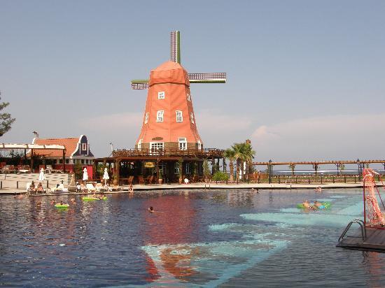 Orange County Resort, the windmill