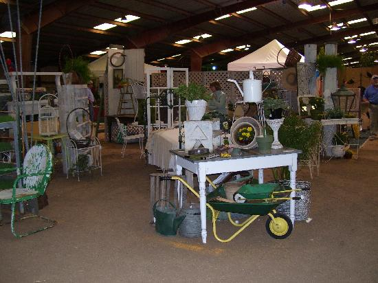 Rough and Ready Antiques: Spring Home and Garden Show