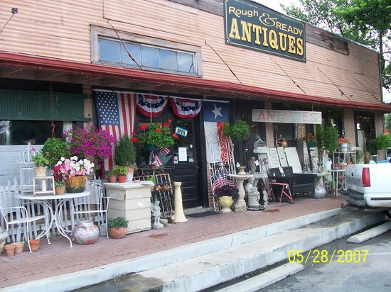 Rough and Ready Antiques: GREAT SHOP