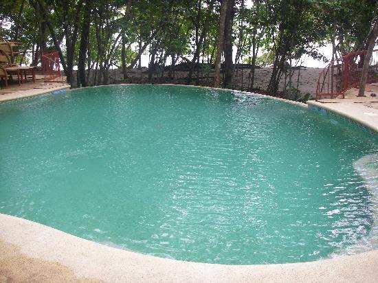 Arenas del Mar Beachfront and Rainforest Resort, Manuel Antonio, Costa Rica : Beach side infinity pool