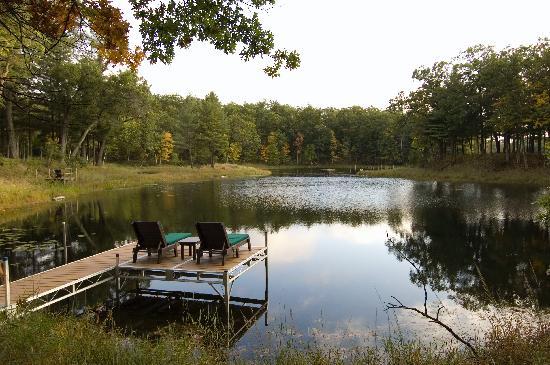 Canoe Bay: Pond II